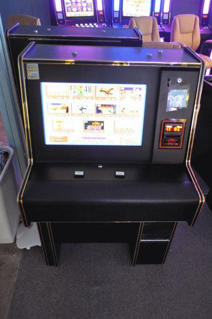 leisure time tech pot o gold machine
