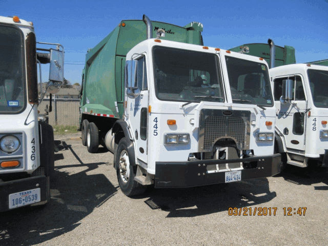 2003 Peterbilt 320 With Mcneilus 32 Yard Rear Loader Refuse Truck Vin 1npzlt0x63d714752 126737 Miles Showing Not Guaranteed C10 300 Hp Diesel Auto: Front Loader Mcneilus Wiring Schematic At Executivepassage.co